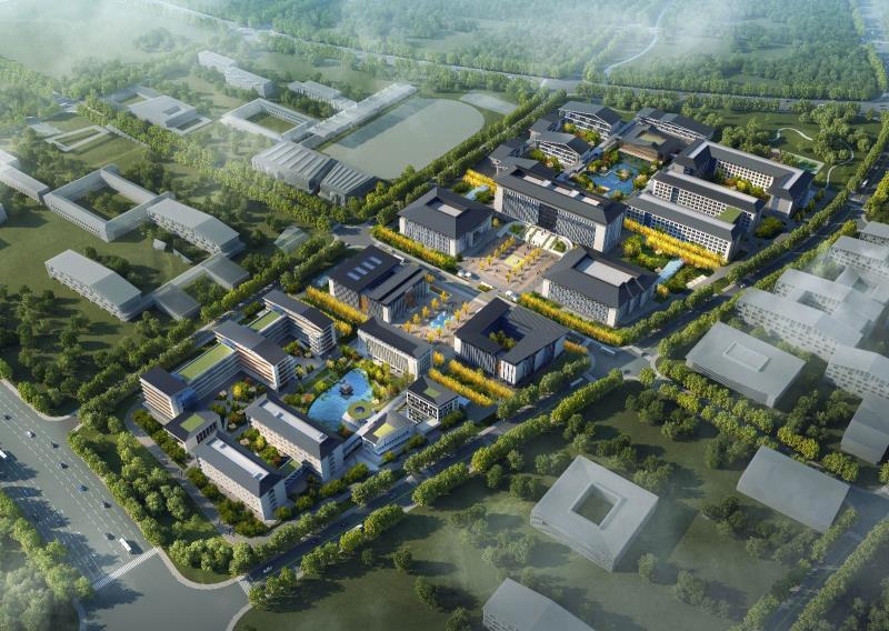 衢州高铁新城智慧产业园(一期)项目