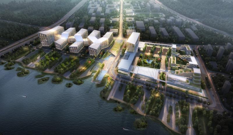 衢州高铁新城智慧产业园(二期)项目