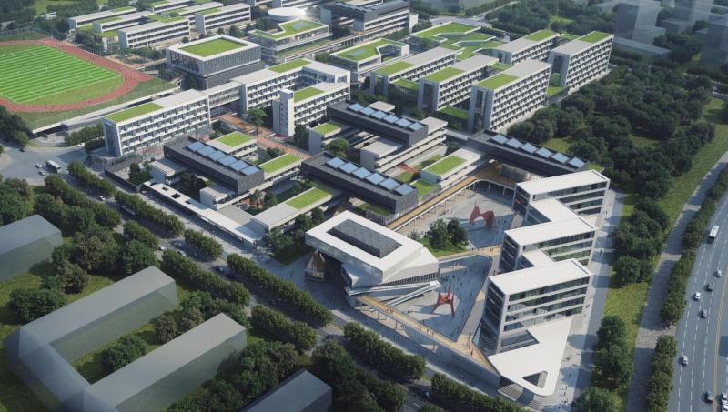 衢州高铁新城智慧产业园(三期A区)项目