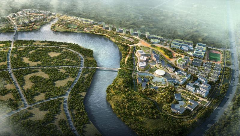 衢州高铁新城智慧产业园(四期)项目