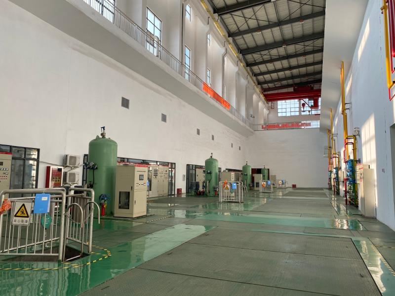 巨江航运公司喜讯连连,提前94天完成全年发电目标任务!